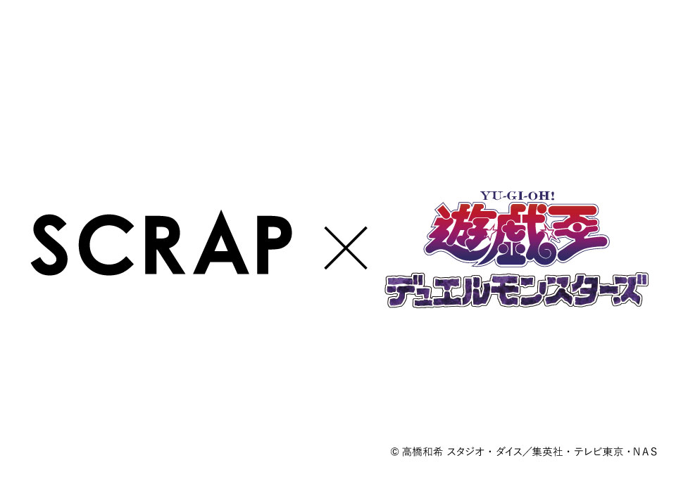 SCRAP×遊☆戯☆王デュエルモンスターズ「海馬コーポレーションからの挑戦状」