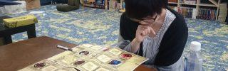 遊べるシール帳!? 新商品「ステッカーマップ」をゲームデザイナー2人で遊んでみた