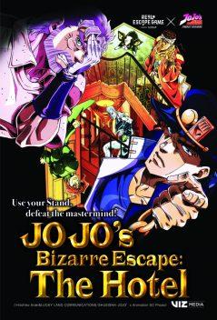 JOJO'sBizarreEscape:The Hotel