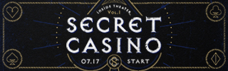 Inside Theater Vol.1『SECRET CASINO』